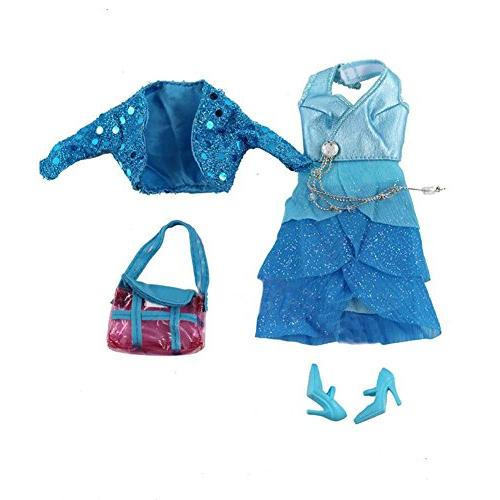 handmade doll dress outfits costumes