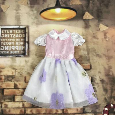 Handmade Doll Lace for 18 Dolls