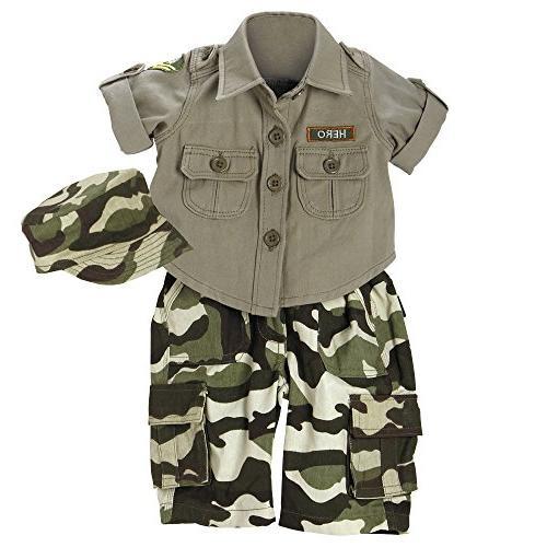 hero outfit dress set