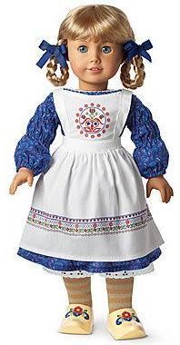 American Girl Kirsten's Baking Outfit