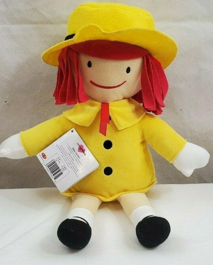 kolhs cares 2016 madeline 14 plush doll