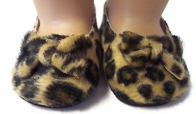 """Leopard made for 18"""" Girl"""