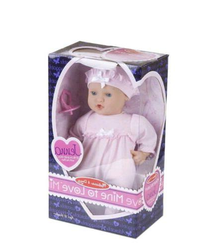 "Melissa and Doug To Love Doll 12"" Brand"