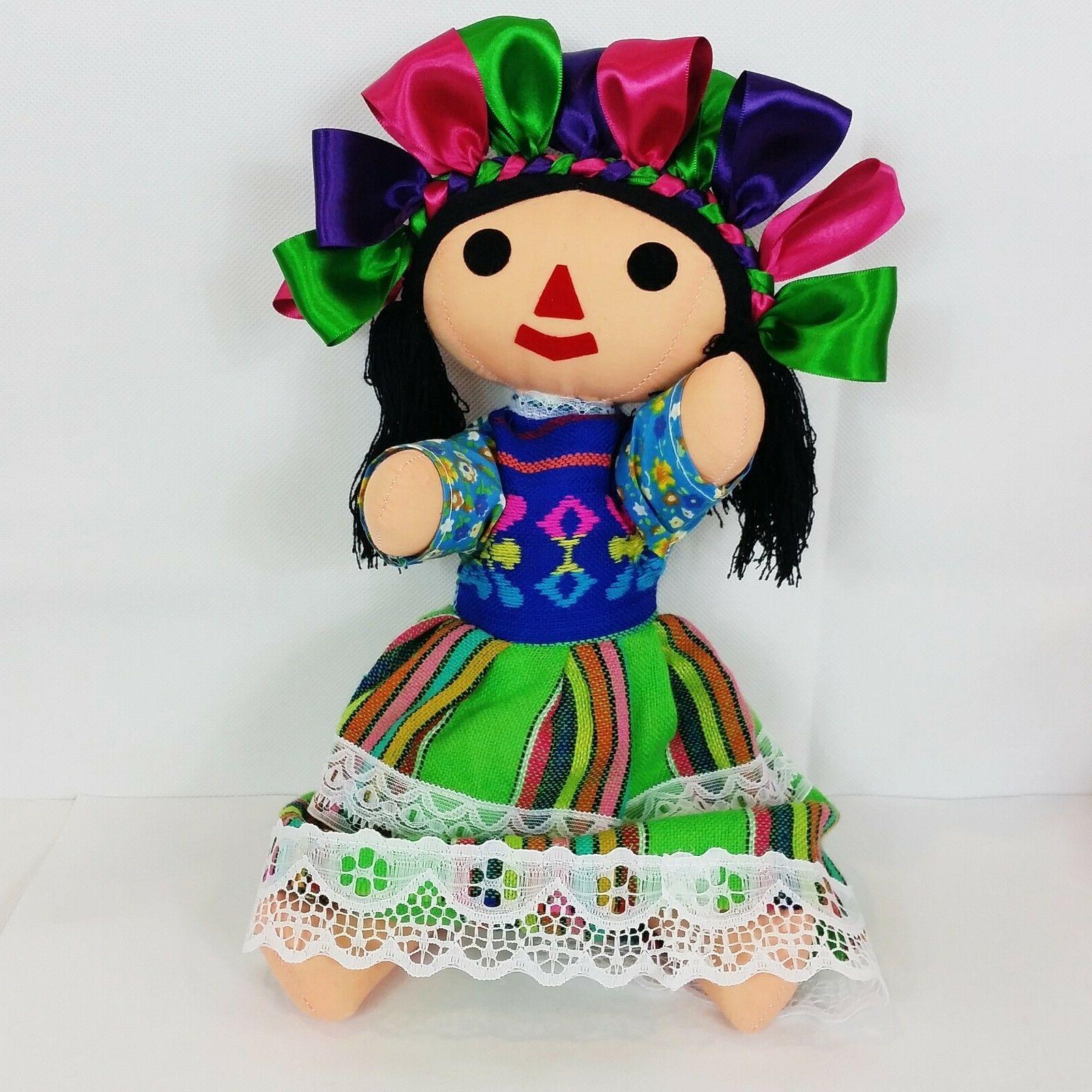 Maria Mexican Doll Handmade