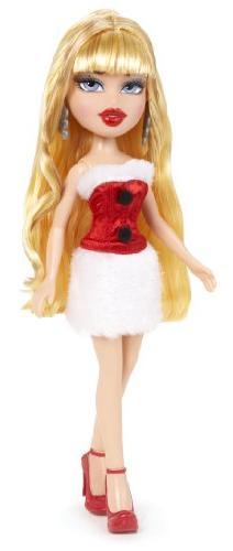 MGA Bratz Holiday Ornament for you! Cloe Doll New in Box