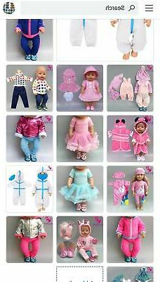 New Clothes For 18 Inch American Girl Dolls Unicorn Pajama C