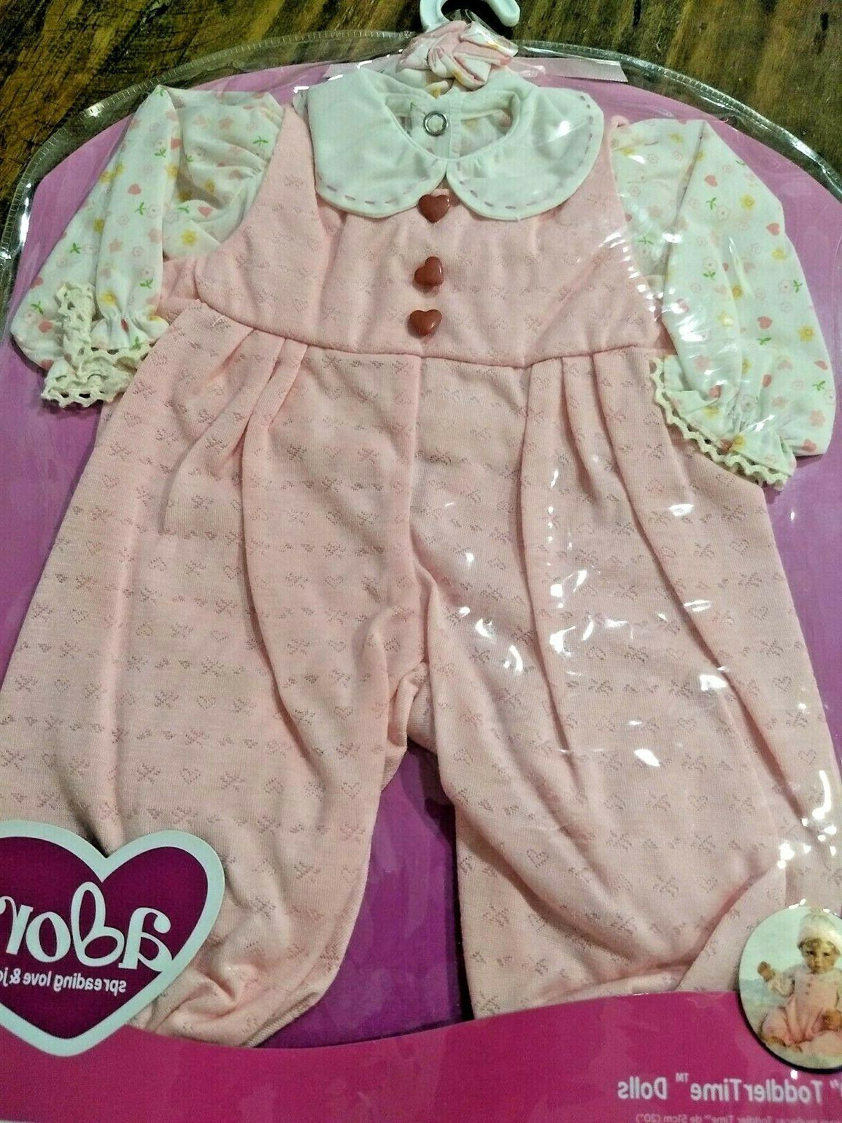 new doll outfit sweetheart clothing new in