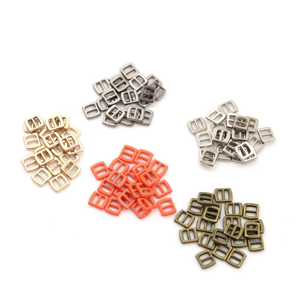 Mini button buckle Tri-glide 3 mm ultra-small belt buckle <f