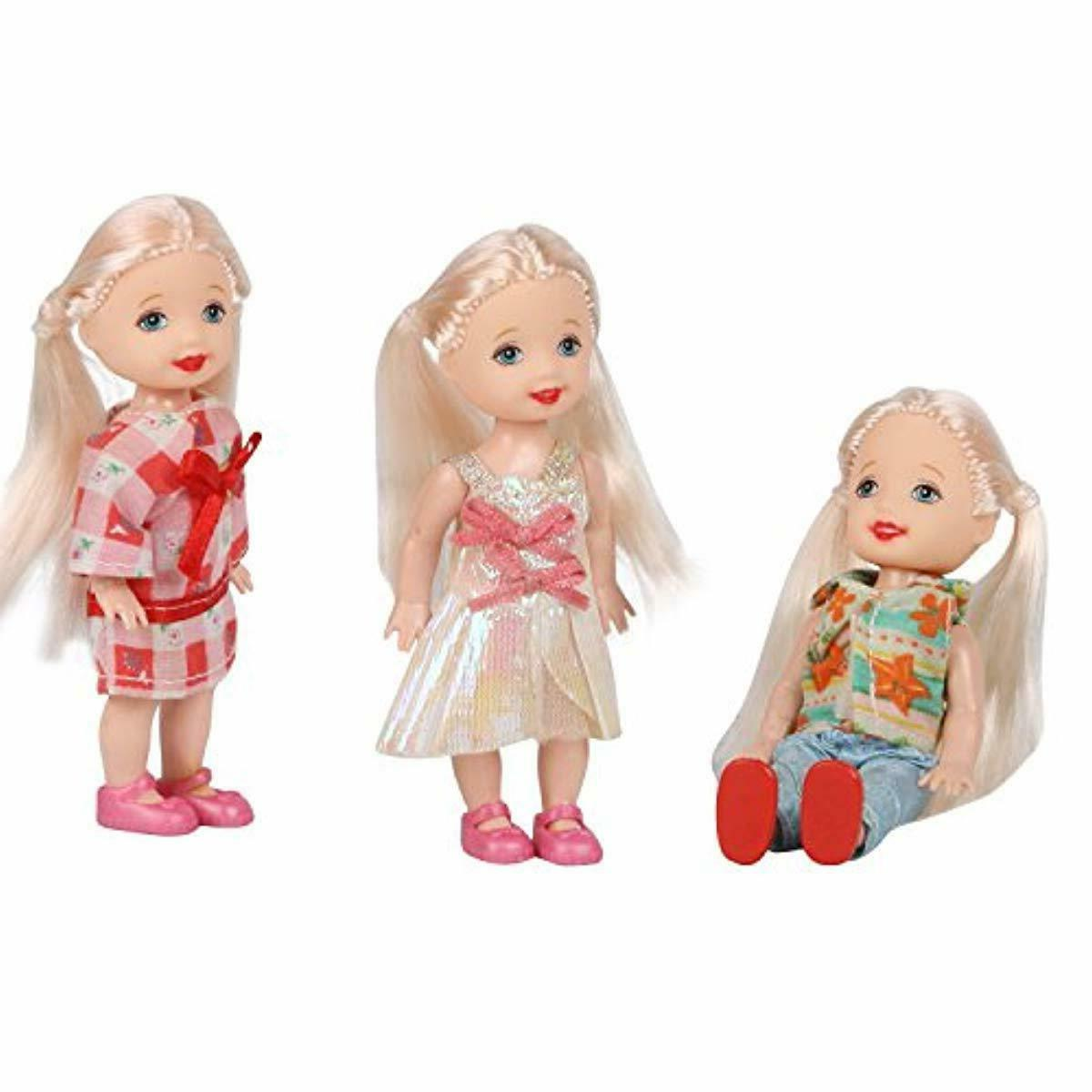 Huang Pack of Doll Clothes Costume