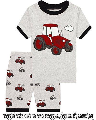 pajamas toddler snug fit pjs