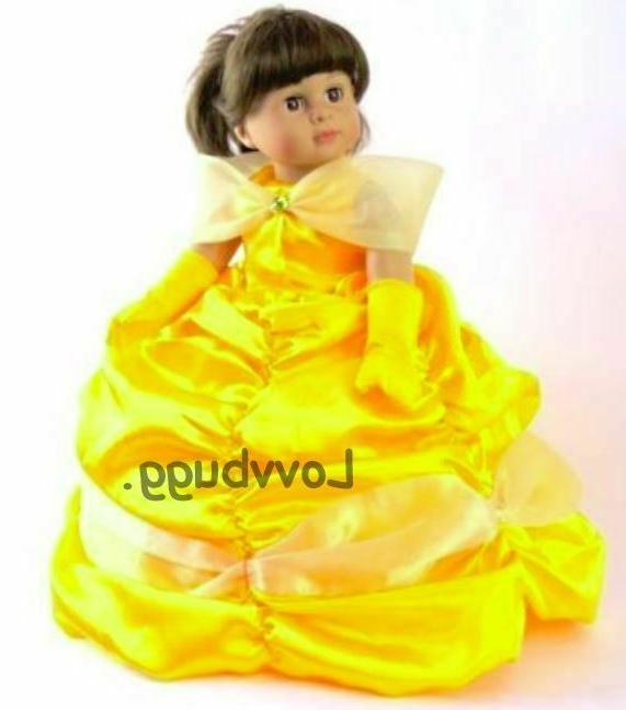 Pink Bear Snowsuit inch Doll DA