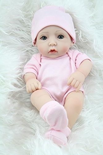 Pure Romper Clothes For Reborn Dolls