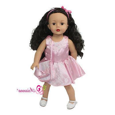 Pink Matching Handbag American Girl Clothes