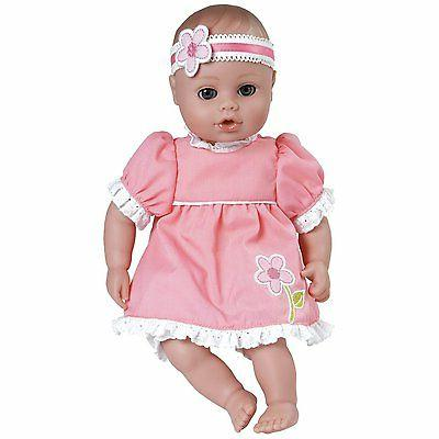 "Adora Baby Party 13"" Washable Soft Body Play Doll for Child"