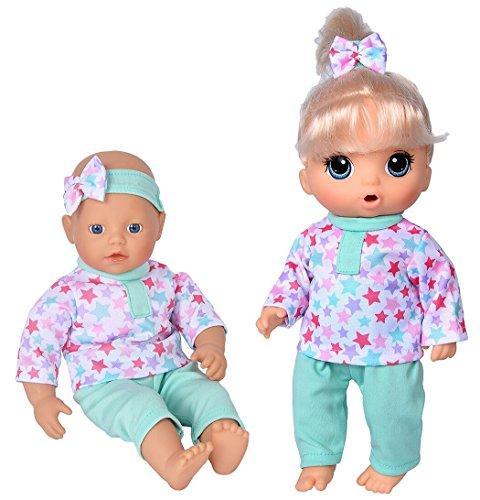 "5-Pack 11""-12""-13"" Dolls Baby Born Baby"