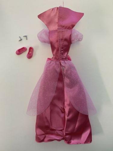 Disney Princess Doll 12 Inch Shoes Earrings Lot