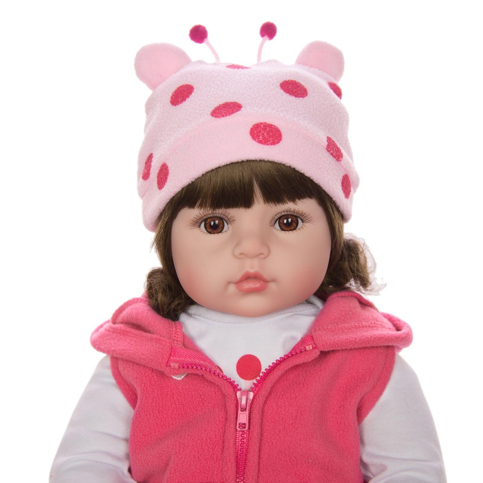 Reborn Cloth Baby Doll Toddler