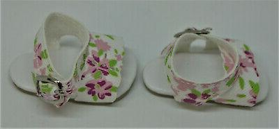 Sandals Blossom for Reina Shoes Accessories Clothes