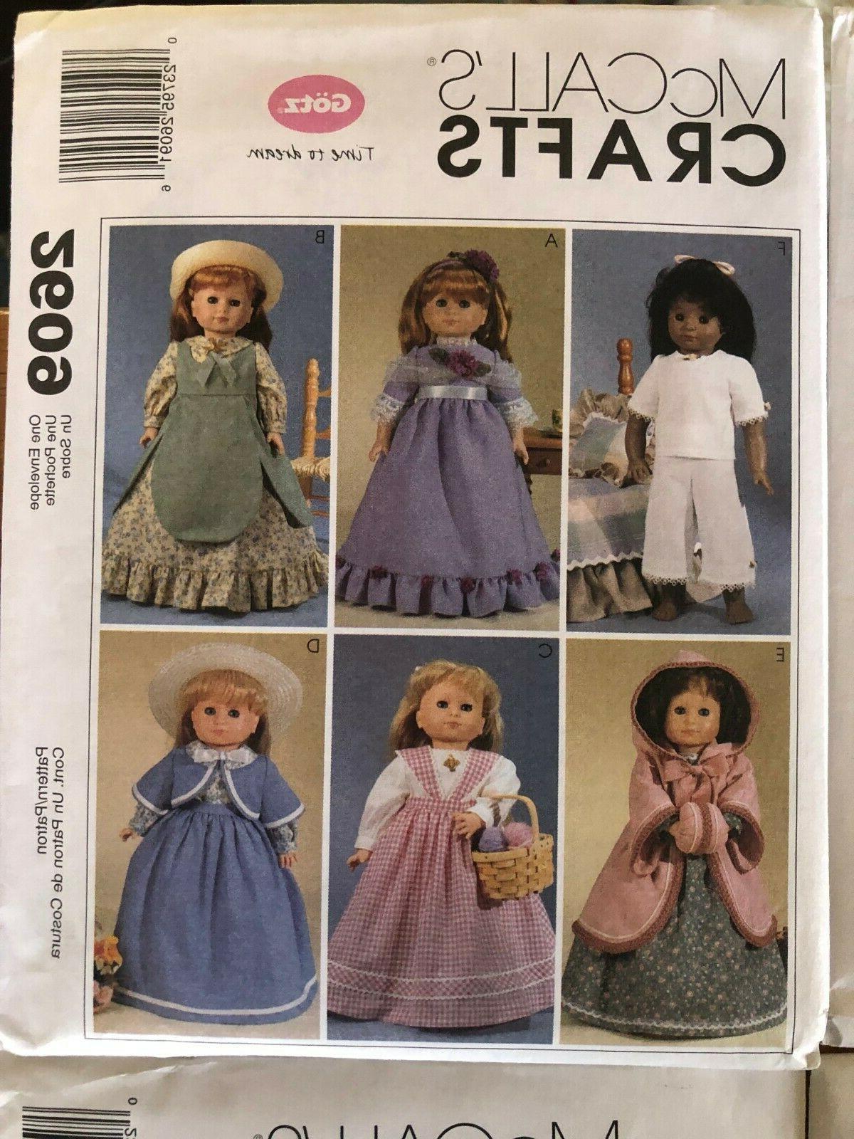 Set of Doll