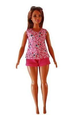 Sewing Curvy Barbie Doll Clothes by Tops