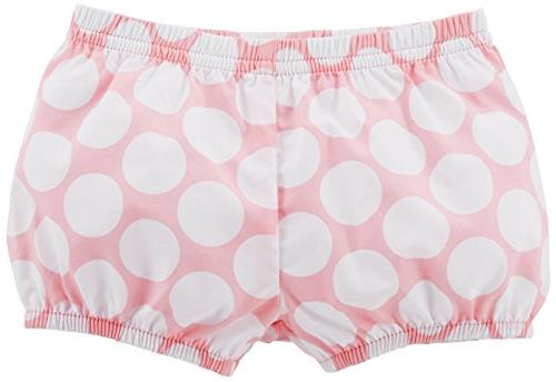 Simple Joys Baby Girls' Set, Pink Months