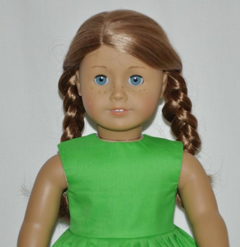 Summer Doll Dress Dolls