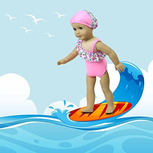 ZITA American Girl Bikini Swimsuits Suits for