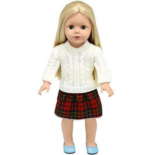 AOFUL Dress Girl More