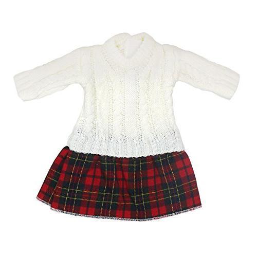 sweater doll dress