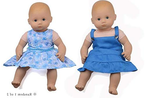 sweet Doll for 14 15 Inch New Dolls, Baby Dolls and 18 Inch