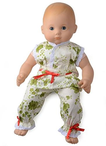 sweet Clothes for Inch New Born and 18 Dolls