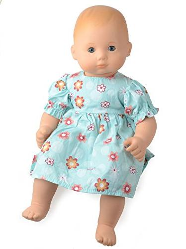 for 15 Inch Baby Dolls, Bitty Baby and Inch