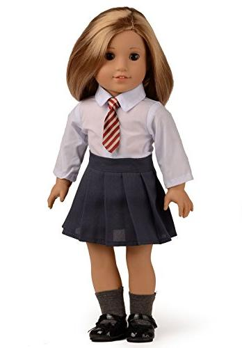Sweet Magic Witchcraft School Doll Clothes For American Girl