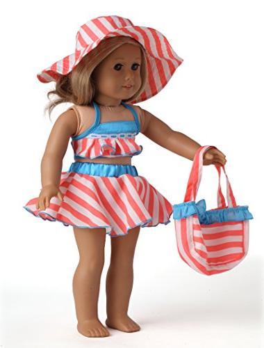 Doll Bikini Inches American by