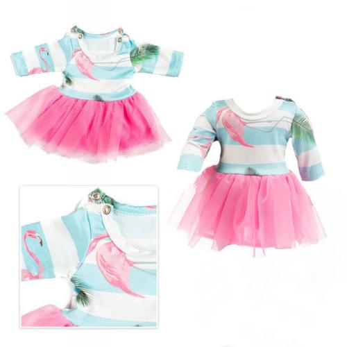 Unicorn Doll Clothes Outfits Girl Accs