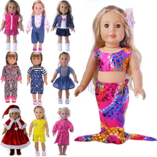 US STOCK Underwear Shoes Accessories 18in. Doll