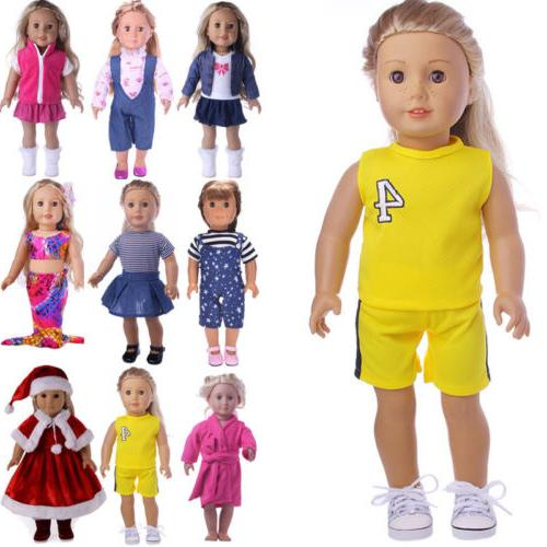US STOCK Doll Underwear Accessories for 18in.