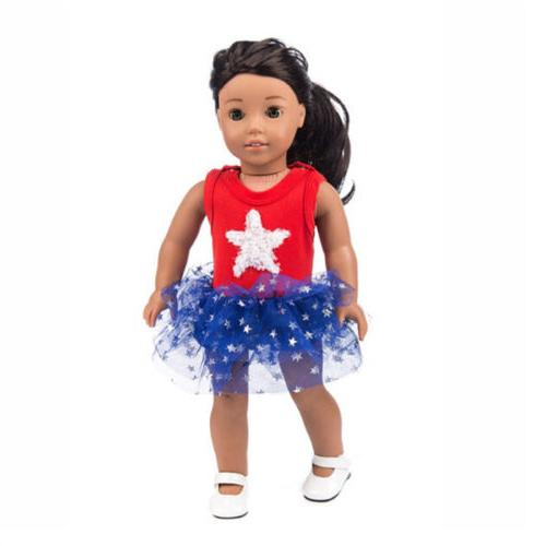 US for US Girl Doll