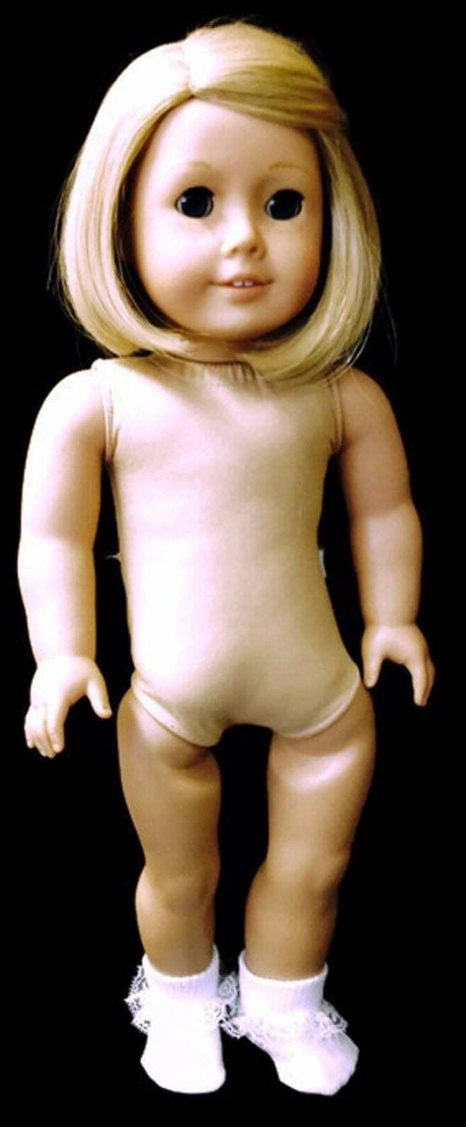 White Socks made American Girl Doll