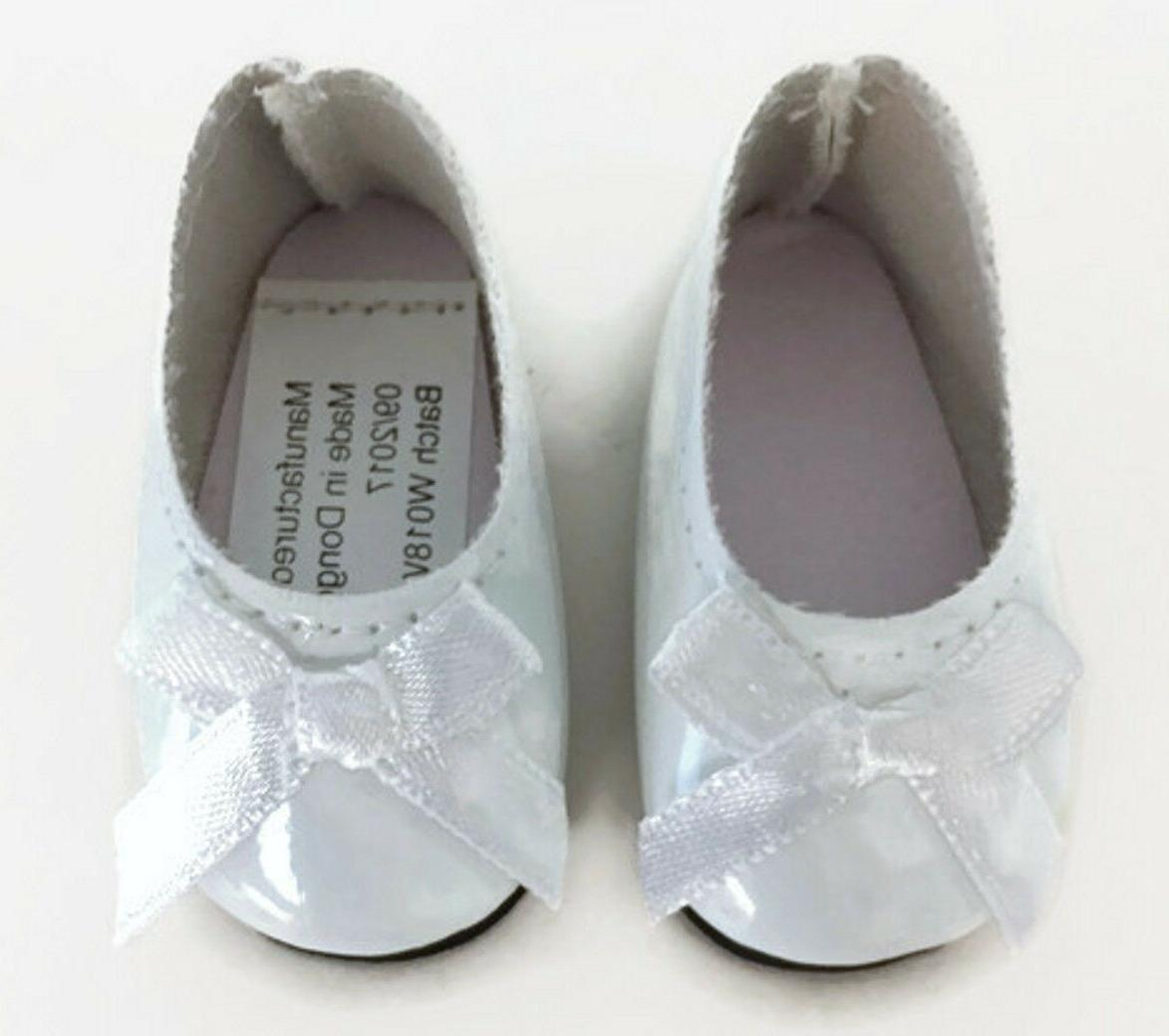 white shiny dress shoes for 14 5