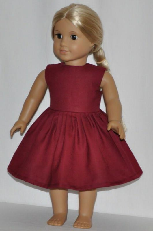 Wine Doll Clothes American Girl Dolls