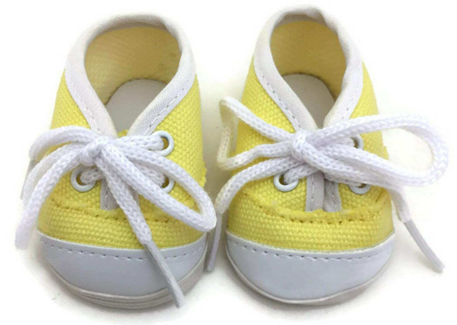 """Sneakers for 18"""" American Girl Doll Clothes"""