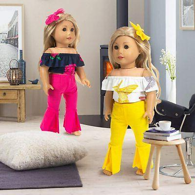 ZITA Complete Sets 18 Inch Doll for
