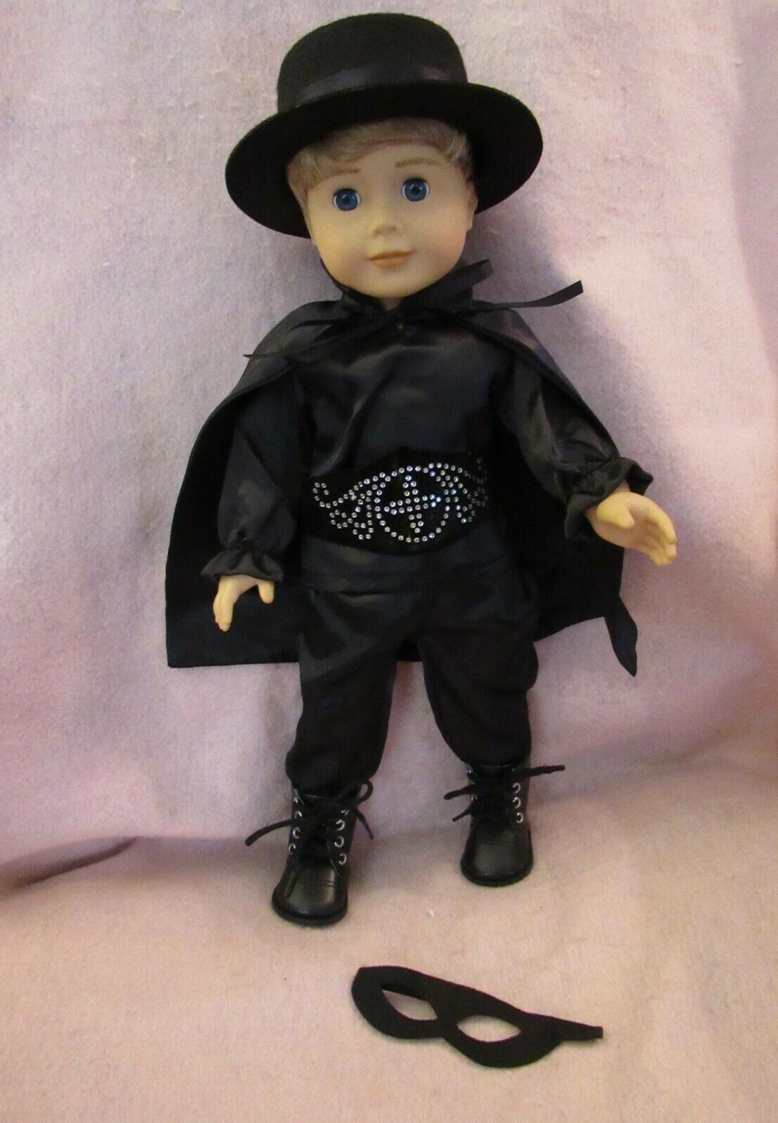 Zorro Set fits Boy Clothes Seller