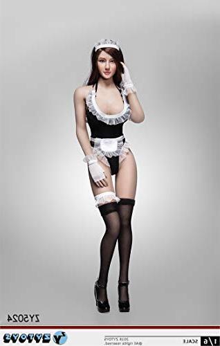 Artcreator_BM 1/6 Women's Maid + Set 5024 Full Set