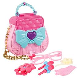 Livoty Princess Girl's Pretend Play Cosmetic Handbag Kids Si