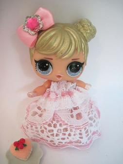 LOL Surprise Doll Custom Skirt Bow Clothes OUTFIT & ACCESSOR