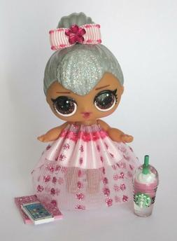 LOL Surprise Doll Custom Skirt Bow Clothes Outfit Accessorie