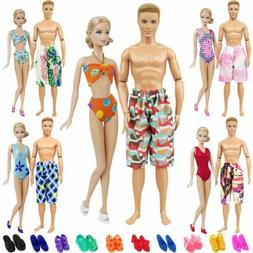 ZITA ELEMENT Lot 15 Items Swimsuits for 11.5 Inch Girl Doll