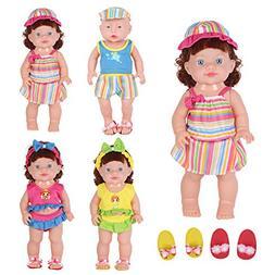lovely alive doll swimsuits swimwear